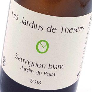 Jardin du Poira – JARDIN DE THESEIIS – Sauvignon Blanc