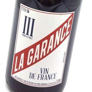 Licence III – Domaine de la Garance – Rosso