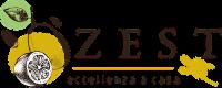 Logo Zest orizzontale retina